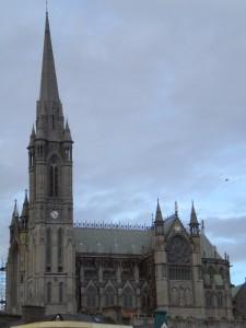 Katedrála v Queenstown