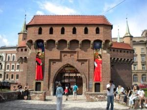 Evidentně cihly a červená barva jsou a byly velmi oblíbené v Polsku.