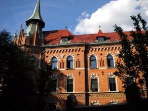 krakow_cervena_budova
