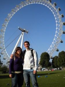 Londýnské oko, rok 2009