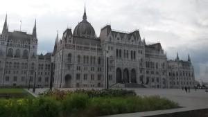 Parlament z blízka