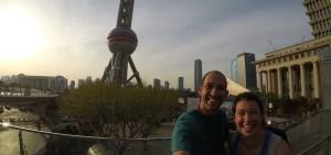 Šanghajská věž