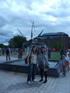 S Feli na náměstí. 2010