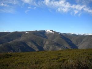 Každých 50-100km se měnil terén, v horách to bylo nejhezčí.