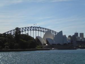 Opera v Sydney.